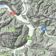 Gleitschirm Tandemfliegen Map Gebietsinfo